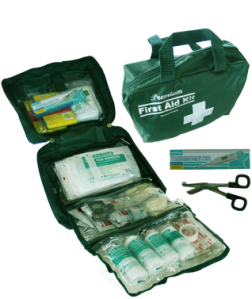 First Aid Kit Transparent