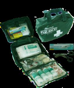 First Aid Kit Transparent